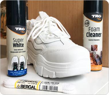 Προϊόντα για Λευκά Sneakers