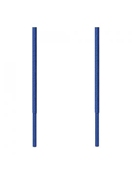 Ringpoint-Kορδόνι Κερωμένο Στρογγυλό Λεπτό Μπλε