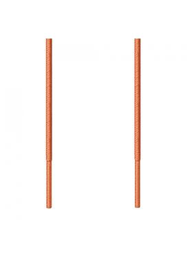 Ringpoint-Kορδόνι Κερωμένο Στρογγυλό Λεπτό Πορτοκαλί
