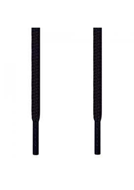 Kορδόνι Στρογγυλό Μαύρο