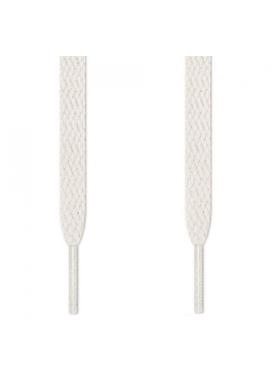 Ringpoint/Bergal-Κορδόνι Κλασσικό Πλακέ Λευκό