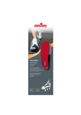 Pedag Viva® Sport-Πλήρως Ανατομικός/Αντικραδασμικός Πάτος