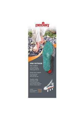 Pedag Viva® Outdoor (Pedag Master)-Στρατιωτικοί/Ορειβατικοί Πάτοι