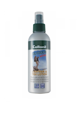 Collonil Outdoor Active Leather & Tex Lotion-Περιποίηση για δερμάτινα και υφασμάτινα High Tech