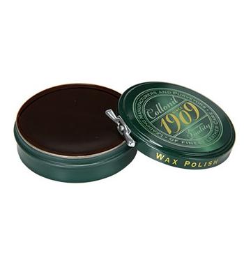 Collonil 1909 Wax Polish-Πάστα για Γυάλισμα Υποδημάτων Καφέ σκούρο