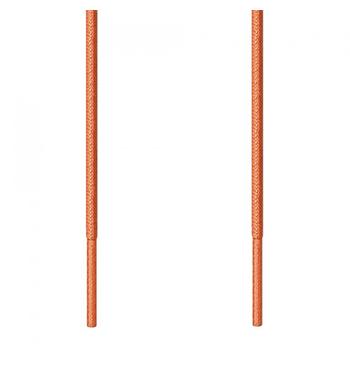 Kορδόνι Κερωμένο Στρογγυλό Λεπτό Πορτοκαλί