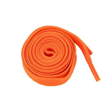 Ringpoint-Κορδόνι Φαρδύ Πλακέ Πορτοκαλί Fluo