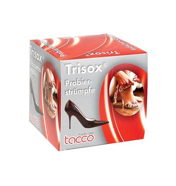 Tacco Trisox-Δοκιμαστικά Καλτσάκια 144 τεμάχια