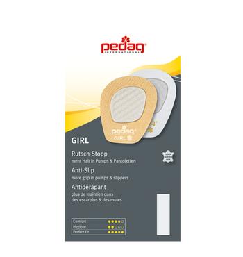 Pedag Girl-Δερμάτινα Αντιολισθητικά Πατάκια