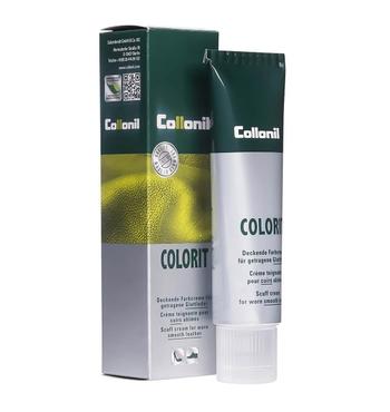 Collonil Colorit-Επικαλυπτική Κρέμα για Δερμάτινα με Γδαρσίματα