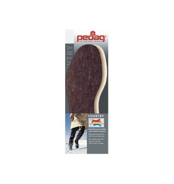 Pedag Country-Μάλλινοι Πάτοι Παπουτσιών