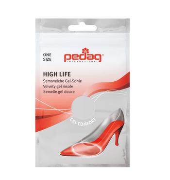 Pedag High Life-Ενισχυμένα Πατάκια Σιλικόνης