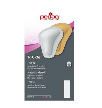 Pedag T. Form-Δερμάτινα Μαξιλαράκια Μεταταρσίου