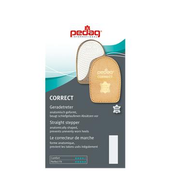 Pedag Correct-Ανισόπεδο υποπτέρνιο μονομερούς ενίσχυσης εσωτερικά/εξωτερικά